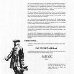 PIFD2012 Proclamation USA PA Philadelphia