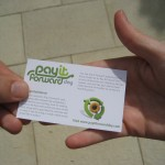 pay it forward card